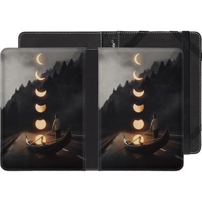 PocketBook Touch 622 eBook Reader Huelle - Moon Ride von Enkel Dika