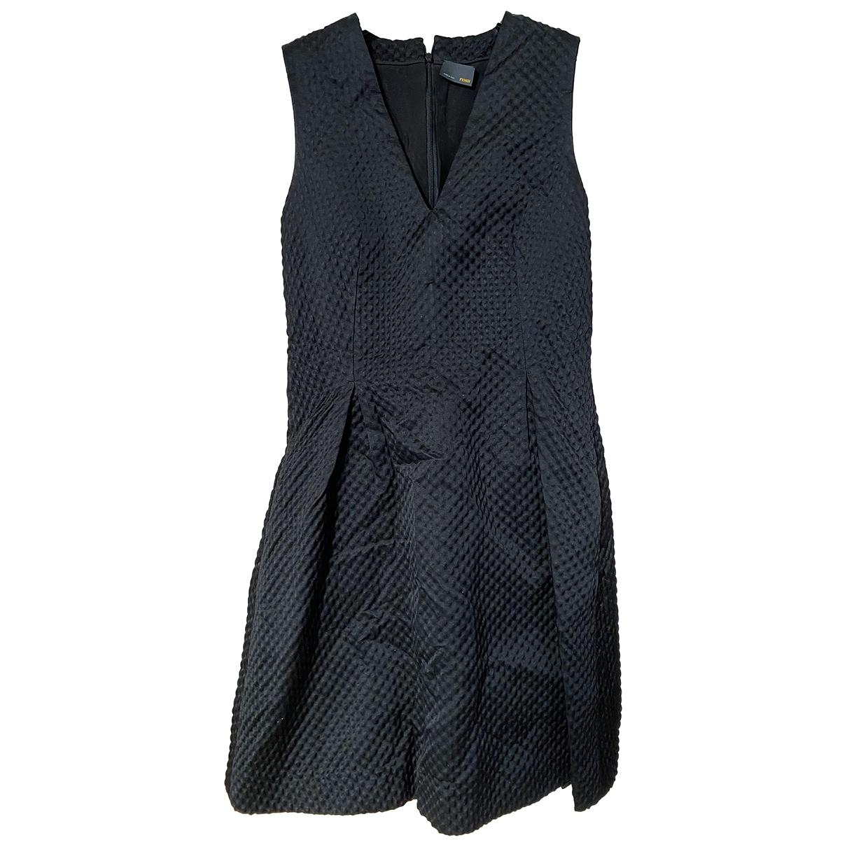 Fendi \N Black dress for Women 40 IT