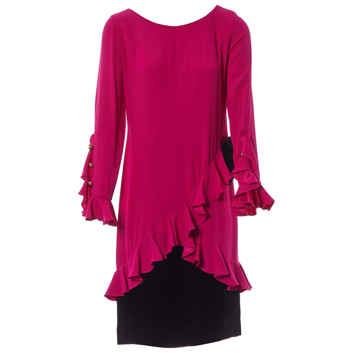 Balenciaga - Robe   pour femme - rose