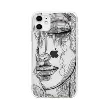 Funda de iphone transparente