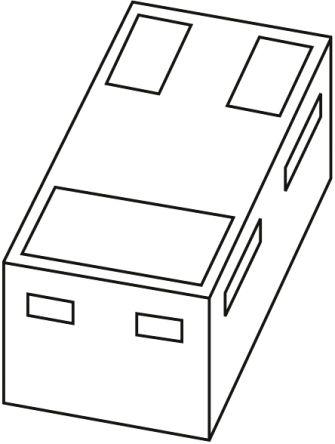 Nexperia BC847BMB NPN Transistor, 100 mA, 65 V, 3-Pin SOT-883B (100)