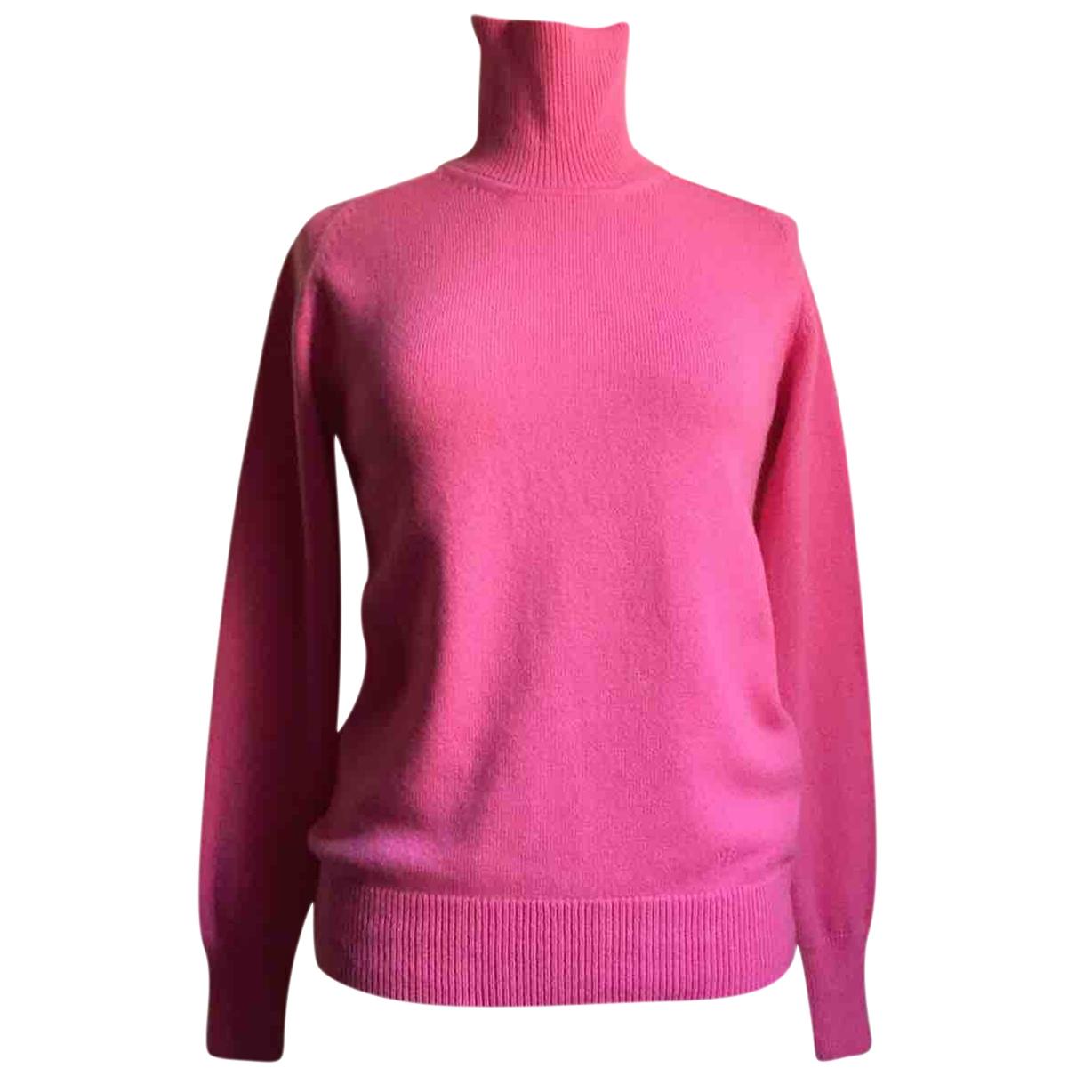 Victoria Beckham - Pull   pour femme en cachemire - rose