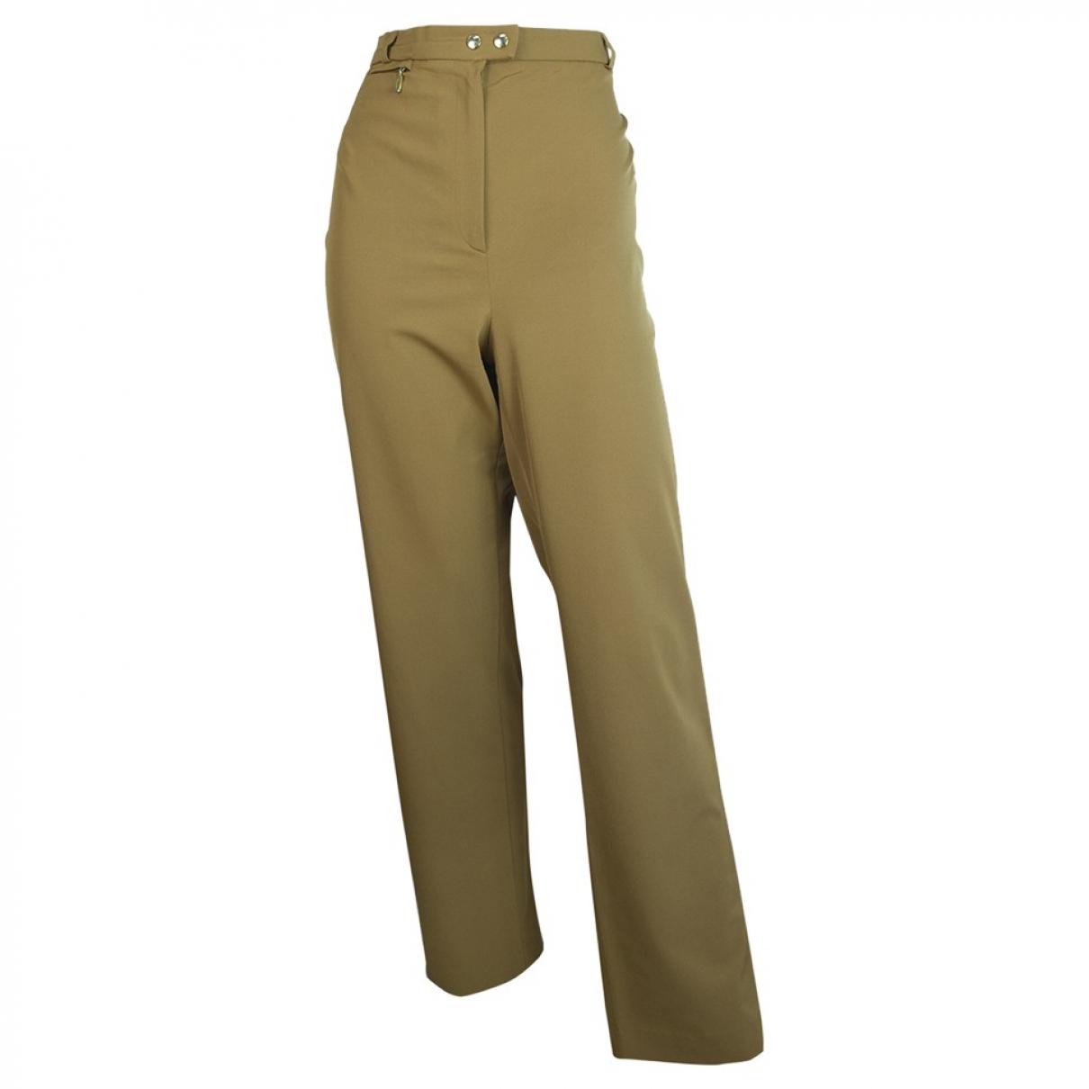 Pantalon recto Laurel