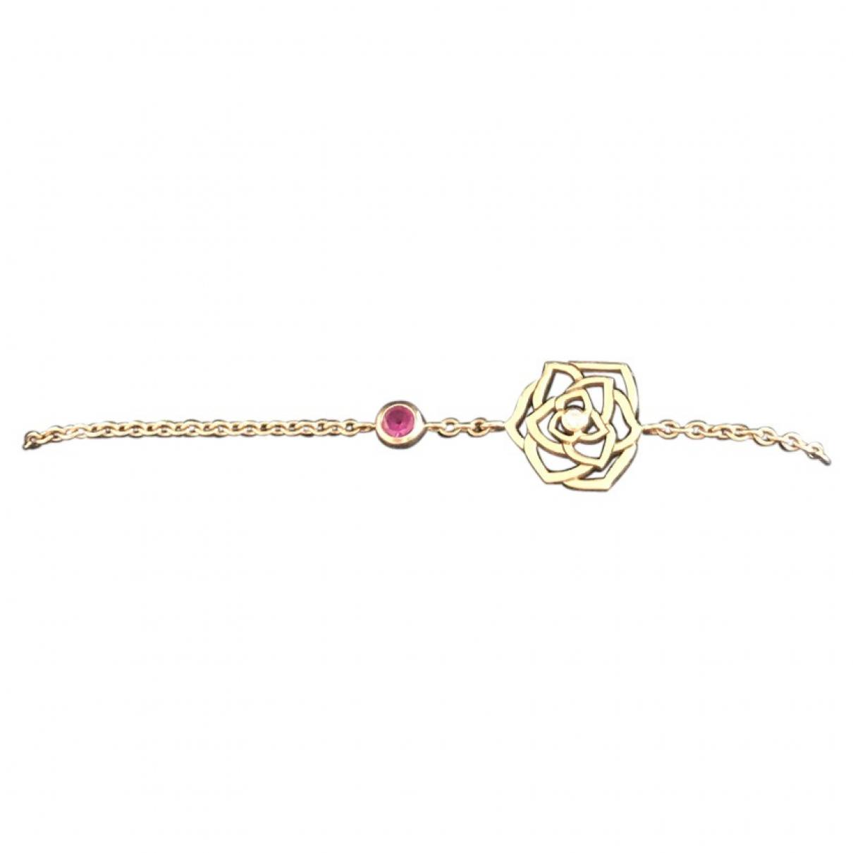 Pulsera Piaget Rose de Oro rosa Piaget