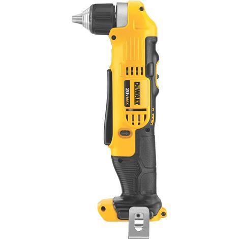 DeWalt 20 V MAX Lithium Ion 3/8-in Right Angle Drill/Driver (Tool Only)