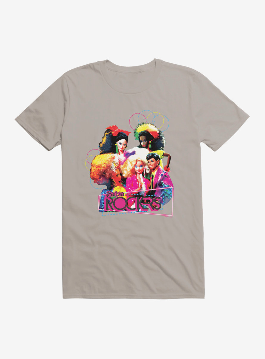 Barbie And The Rockers Neon Glam T-Shirt