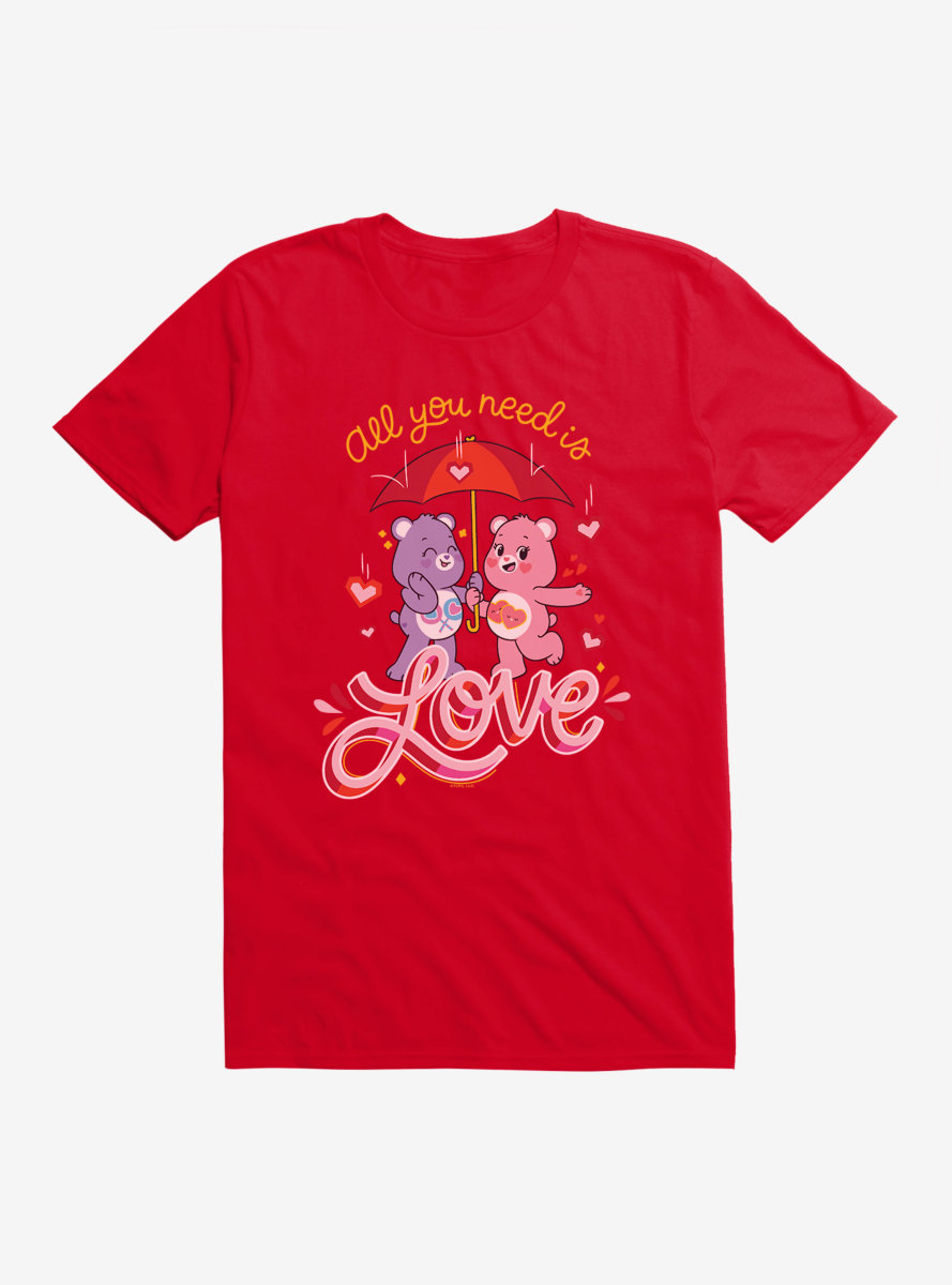 Care Bears All You Need Is Love T-Shirt