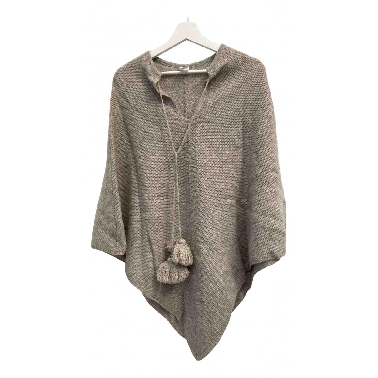 Georges Rech - Pull   pour femme en laine - gris