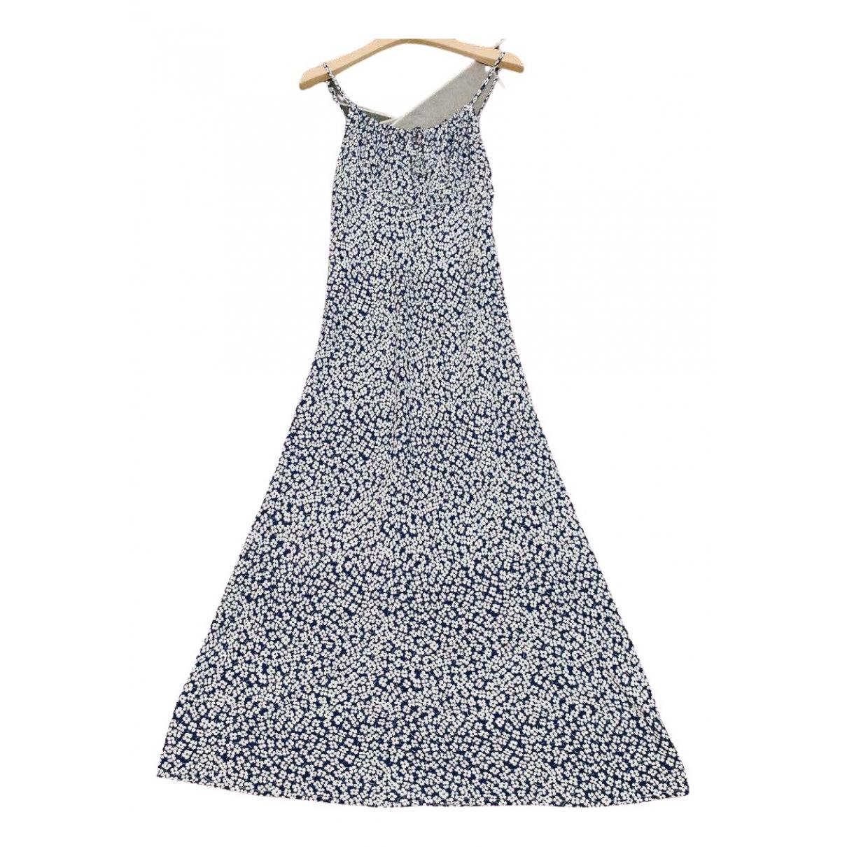 Rouje Spring Summer 2020 Blue dress for Women 38 FR