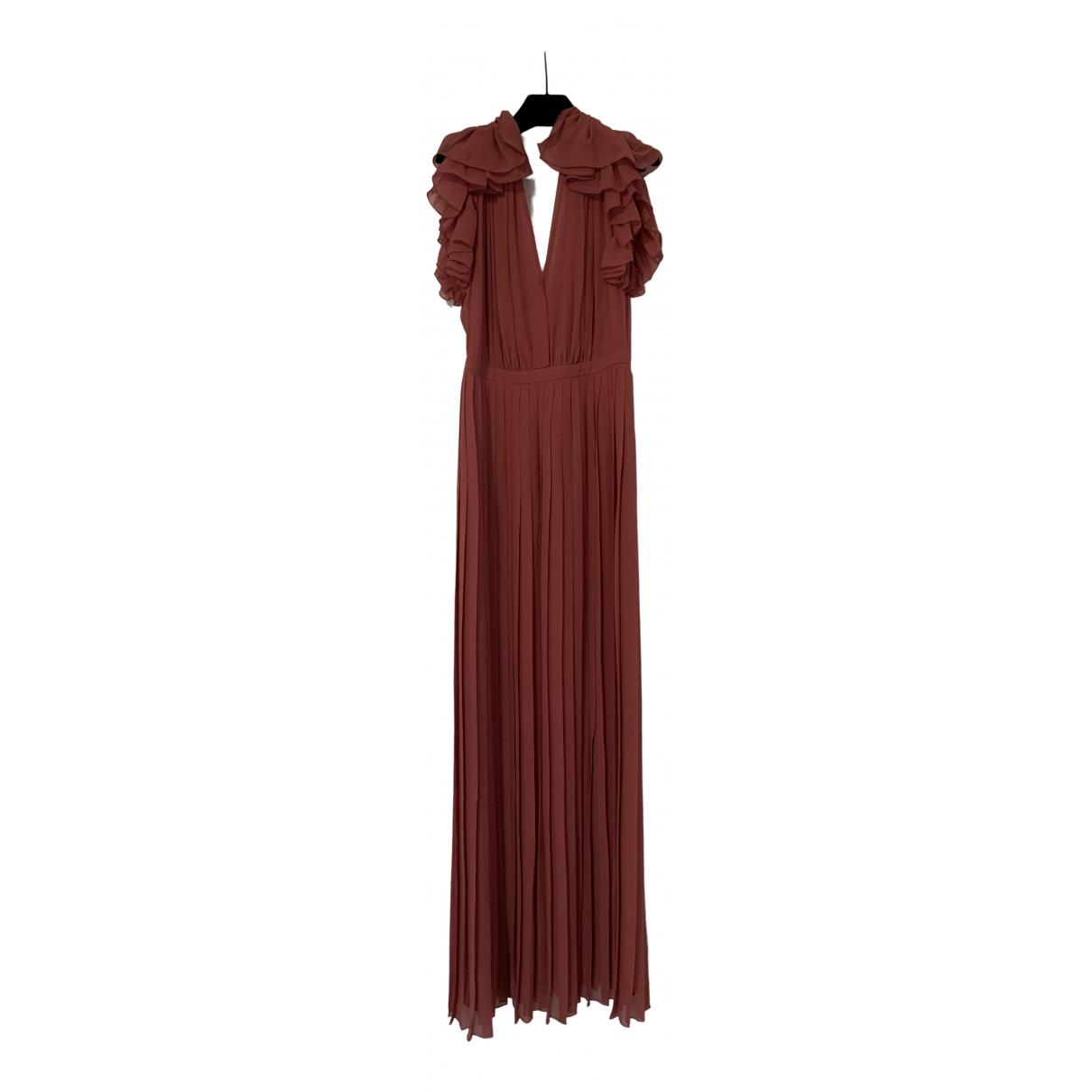 Gucci N Pink Silk dress for Women 36 IT