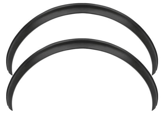 Husky Liners 17053 GM/Buick/Chevrolet/Ford Truck/SUV Length Black