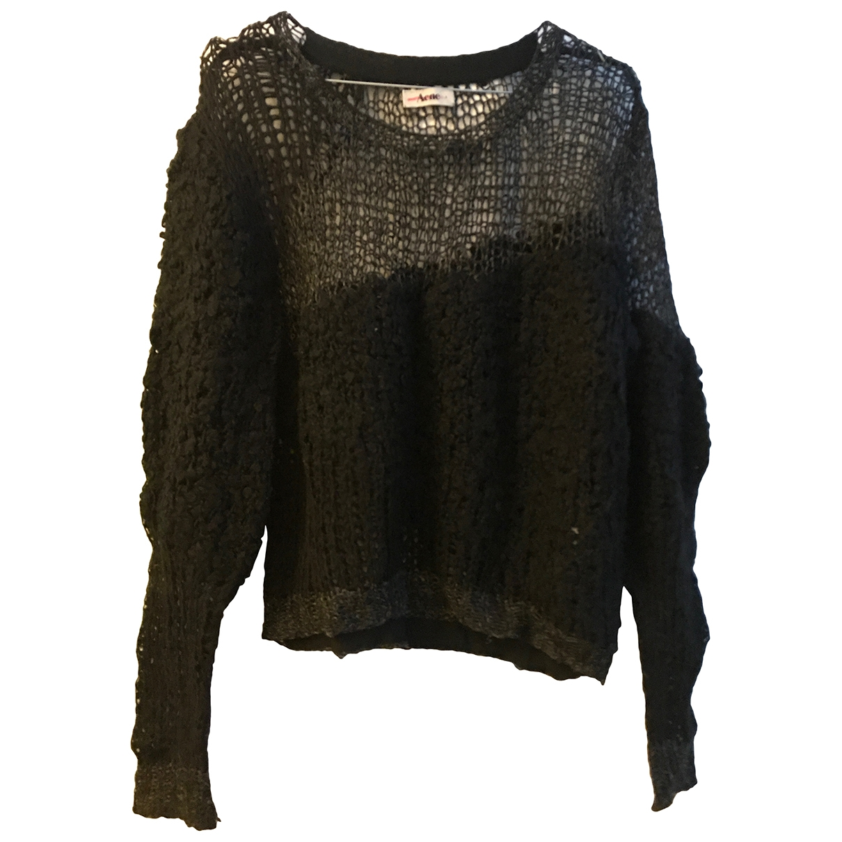 Acne Studios \N Black Wool Knitwear for Women S International
