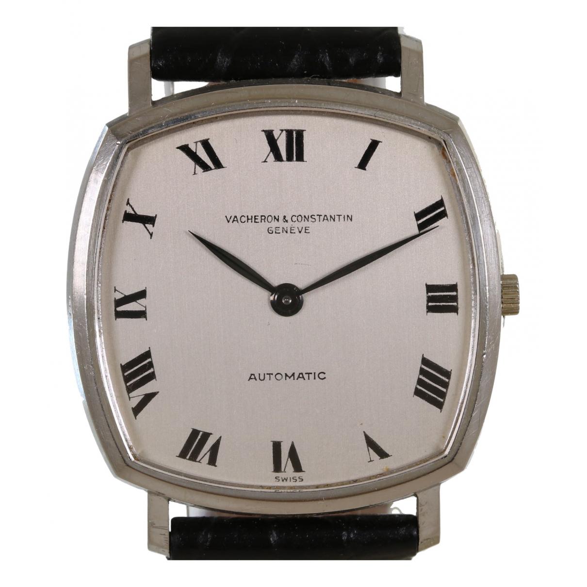 Vacheron Constantin Vintage Uhr in  Metallic Weissgold