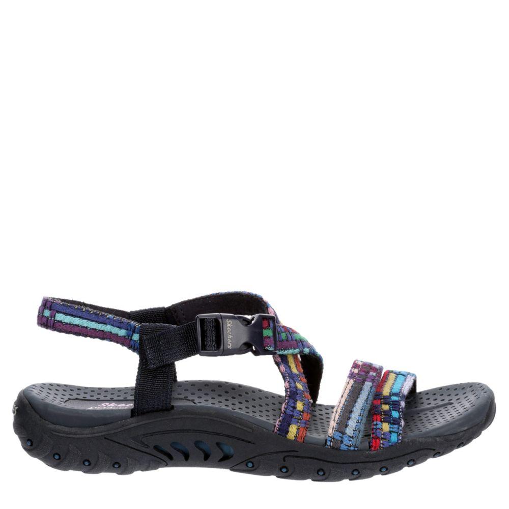 Skechers Modern Womens Reggae Sew Me Sandal