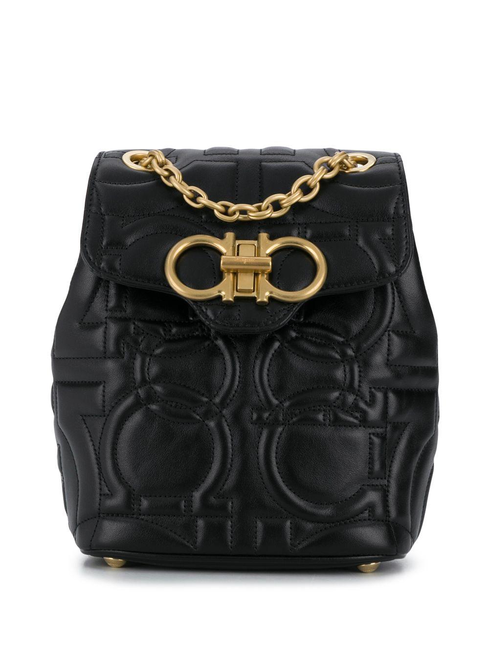 Gancino Leather Backpack