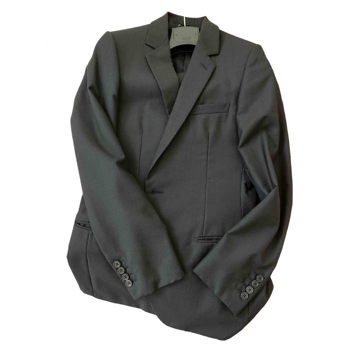 Dior Homme - Costumes   pour homme en laine - noir