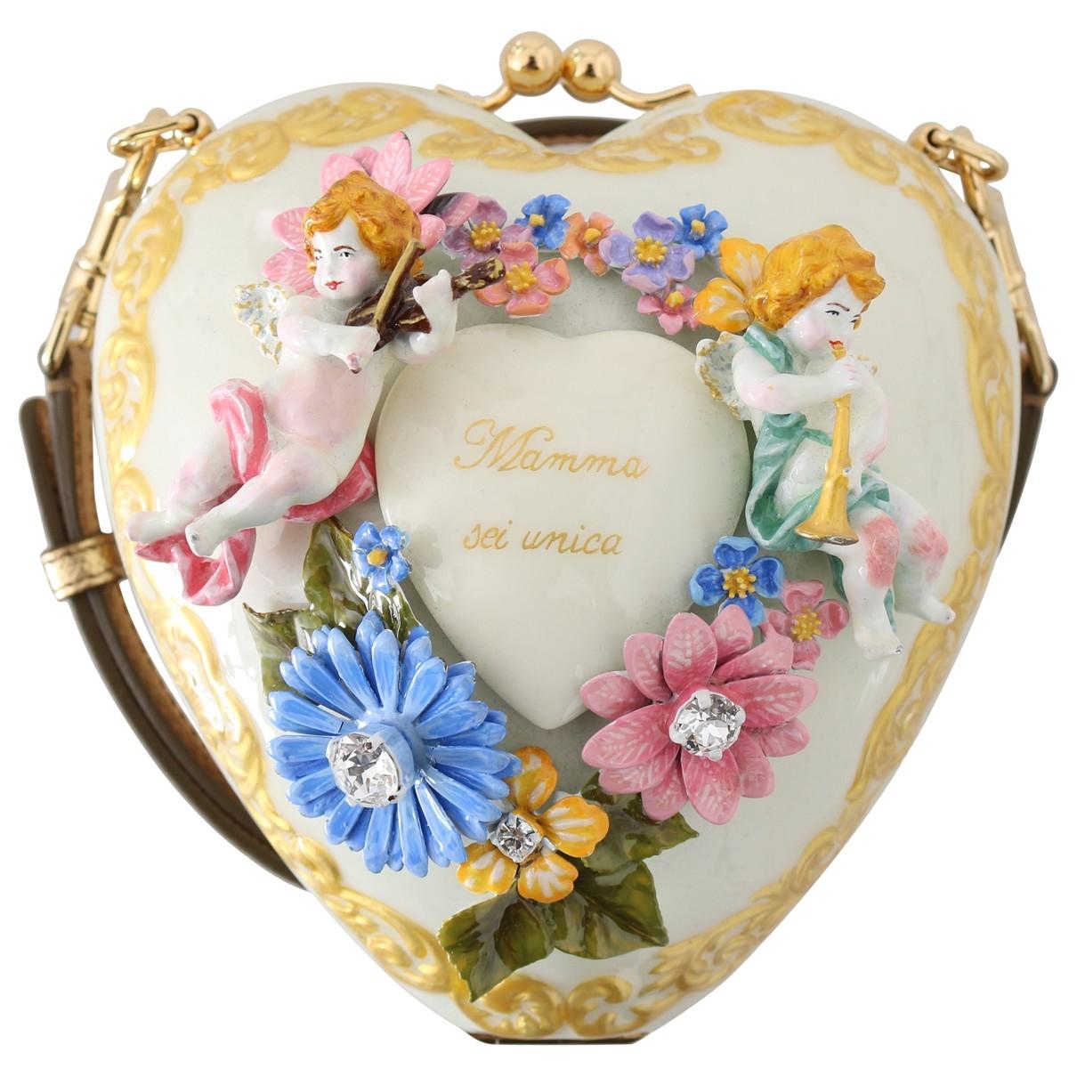 Dolce & Gabbana - Sac a main   pour femme - blanc