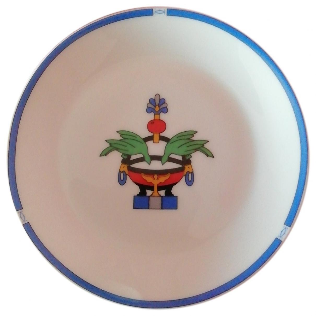Plato de Porcelana Cartier
