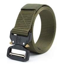 Men Minimalist Tape Belt