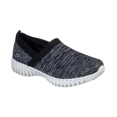 Skechers Go Walk Smart Womens Walking Shoes, 6 Medium, Black