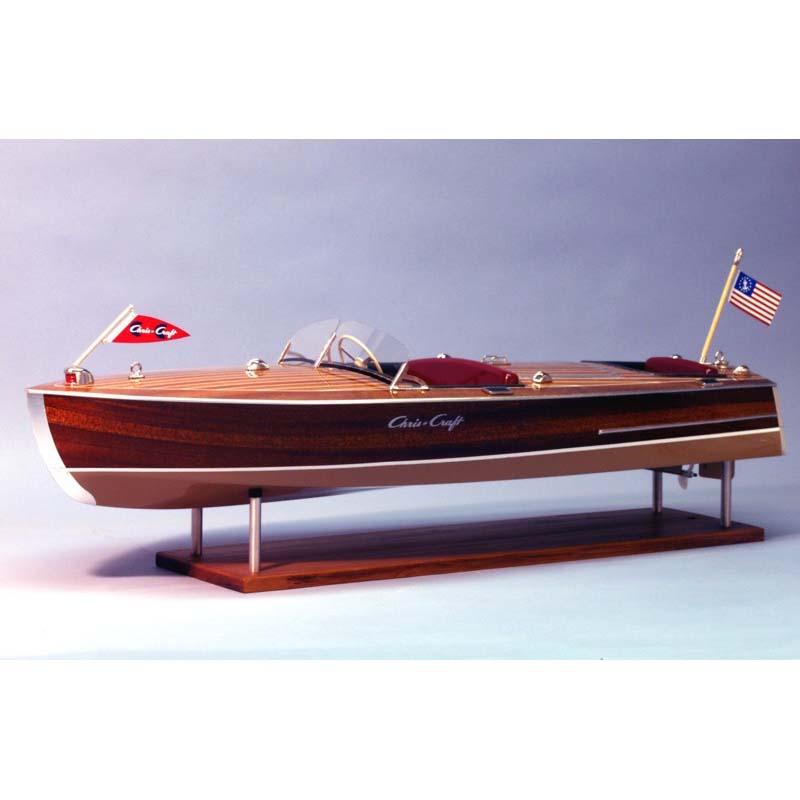 1949 Chris-Craft Racing Runabout Boat Kit