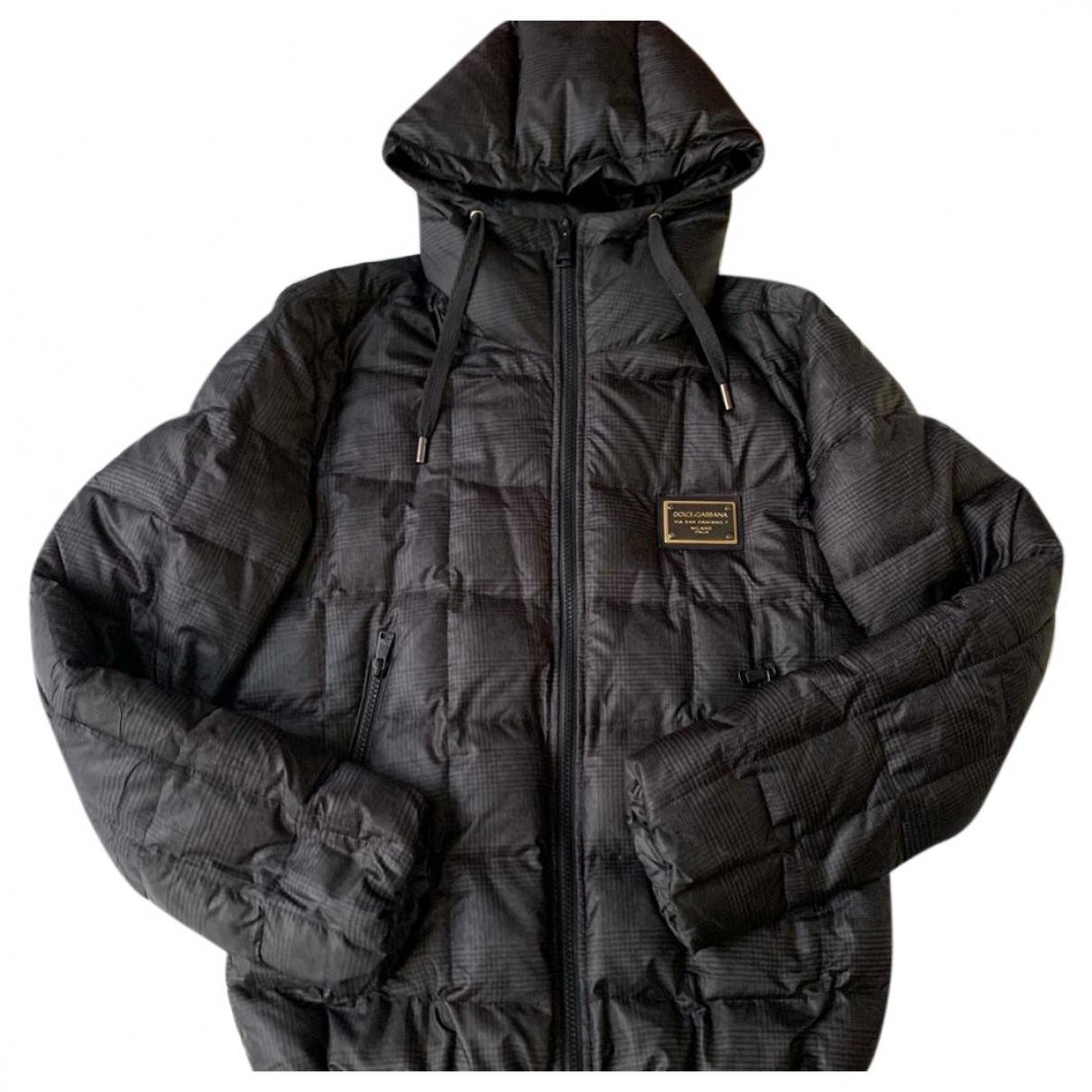 Dolce & Gabbana \N Grey coat  for Men S International