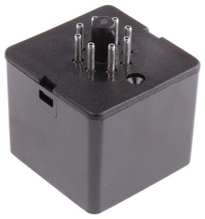 Perancea MIMRAM, Black Polycarbonate Enclosure, 43 x 50 x 50mm