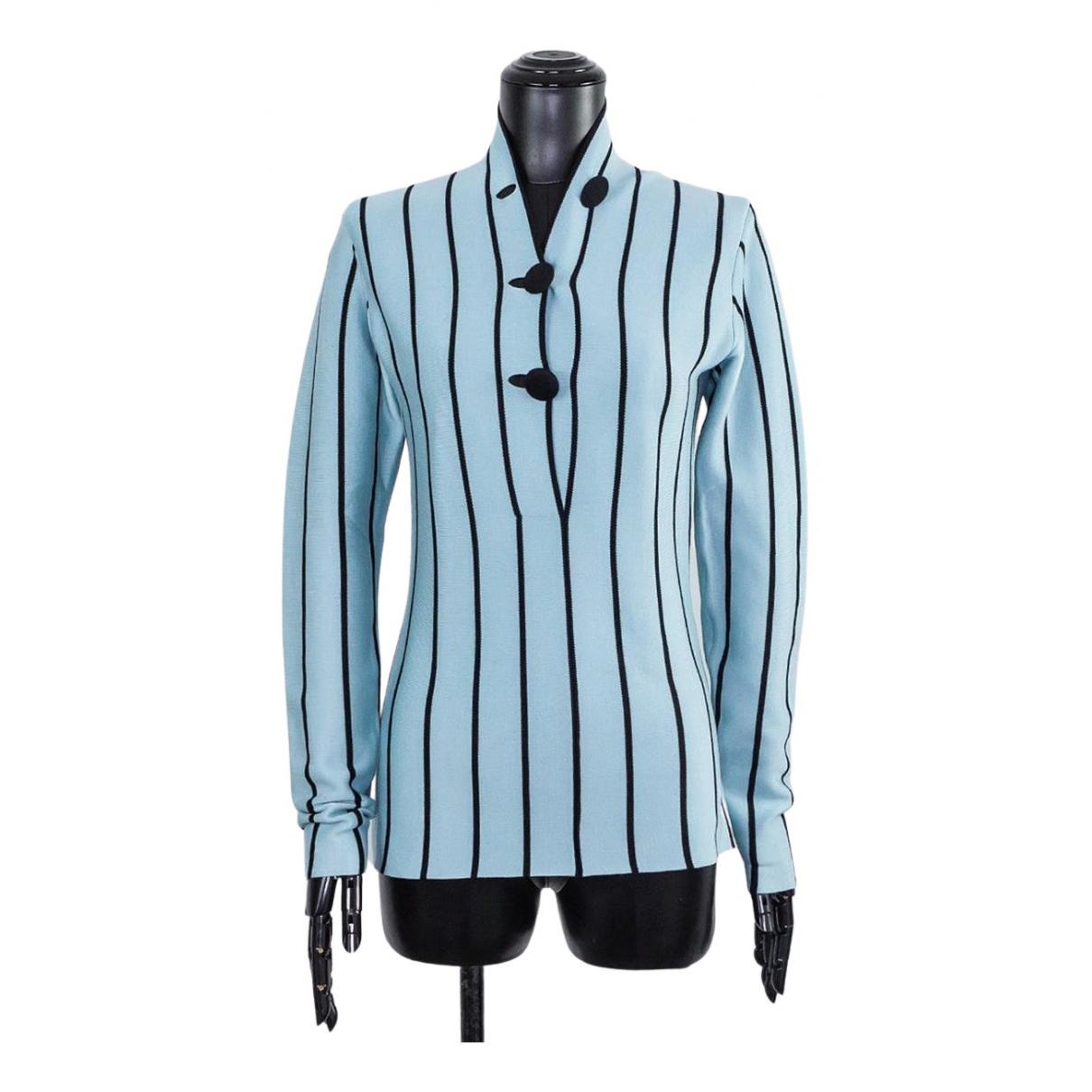 Balenciaga N Blue Knitwear for Women 36 FR