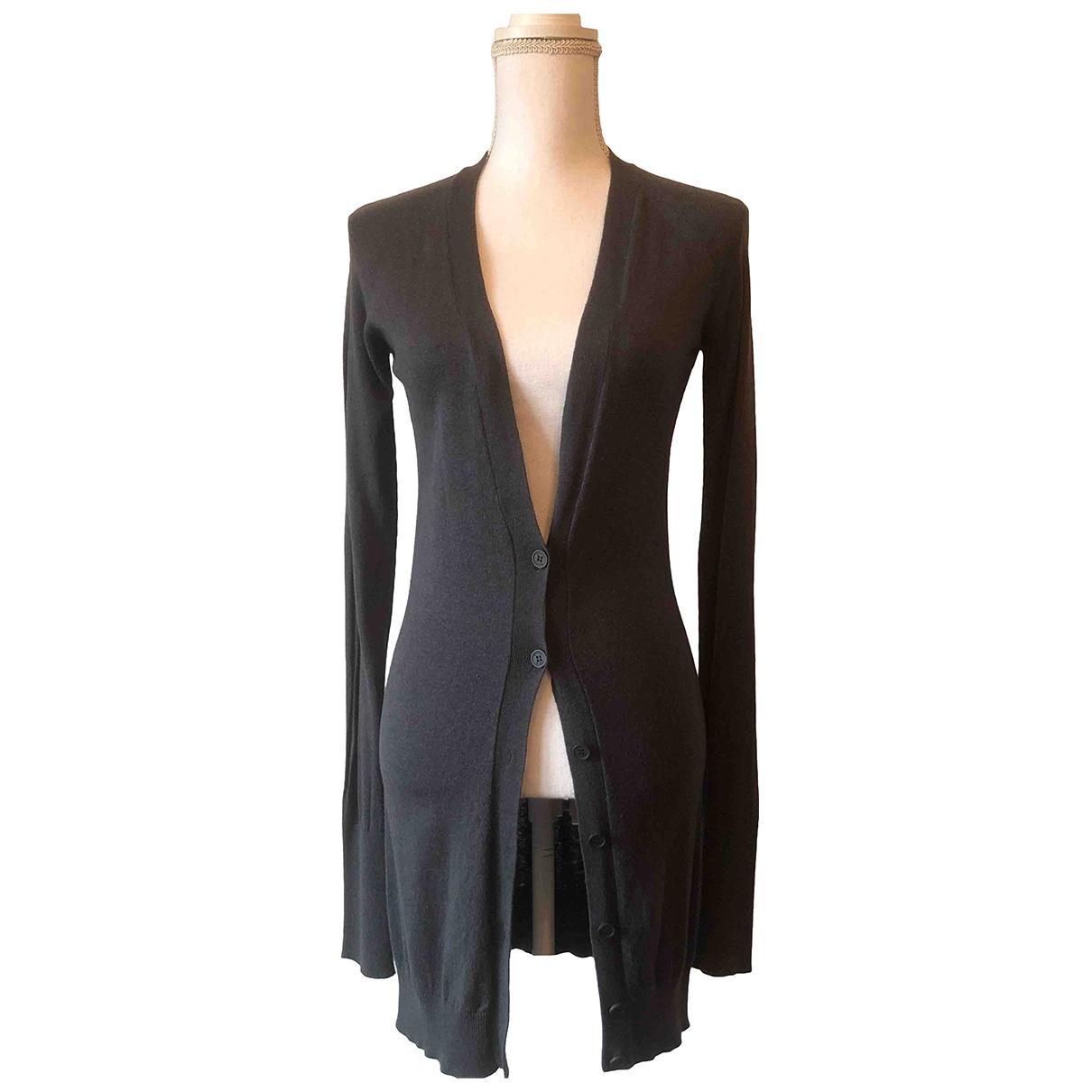 Dondup - Pull   pour femme en coton - gris