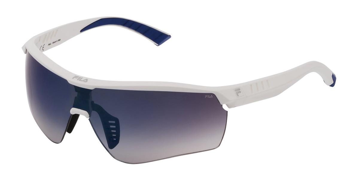 Fila SF9326 6VCB Men's Sunglasses White Size 99