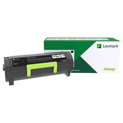 Lexmark 55B1H00 Original Black Return Program Toner Cartridge High Yield