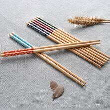 4pairs Random Color Chopstick