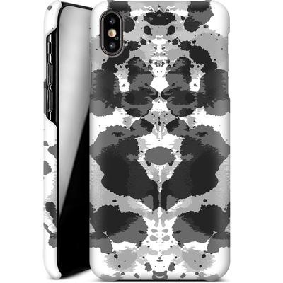 Apple iPhone XS Max Smartphone Huelle - Mind Games Black von caseable Designs