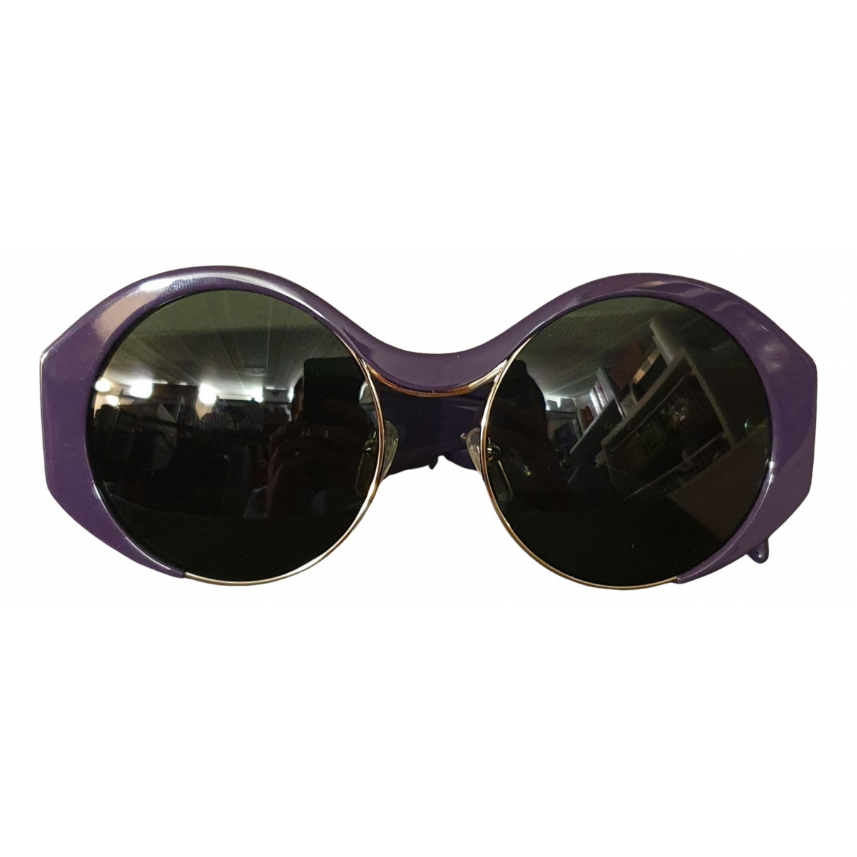 Marni N Purple Sunglasses for Women N