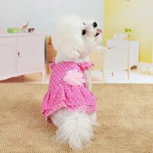 1 Stueck Kleid fuer Hunde
