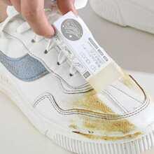 1 pieza borrador de limpieza de zapatos