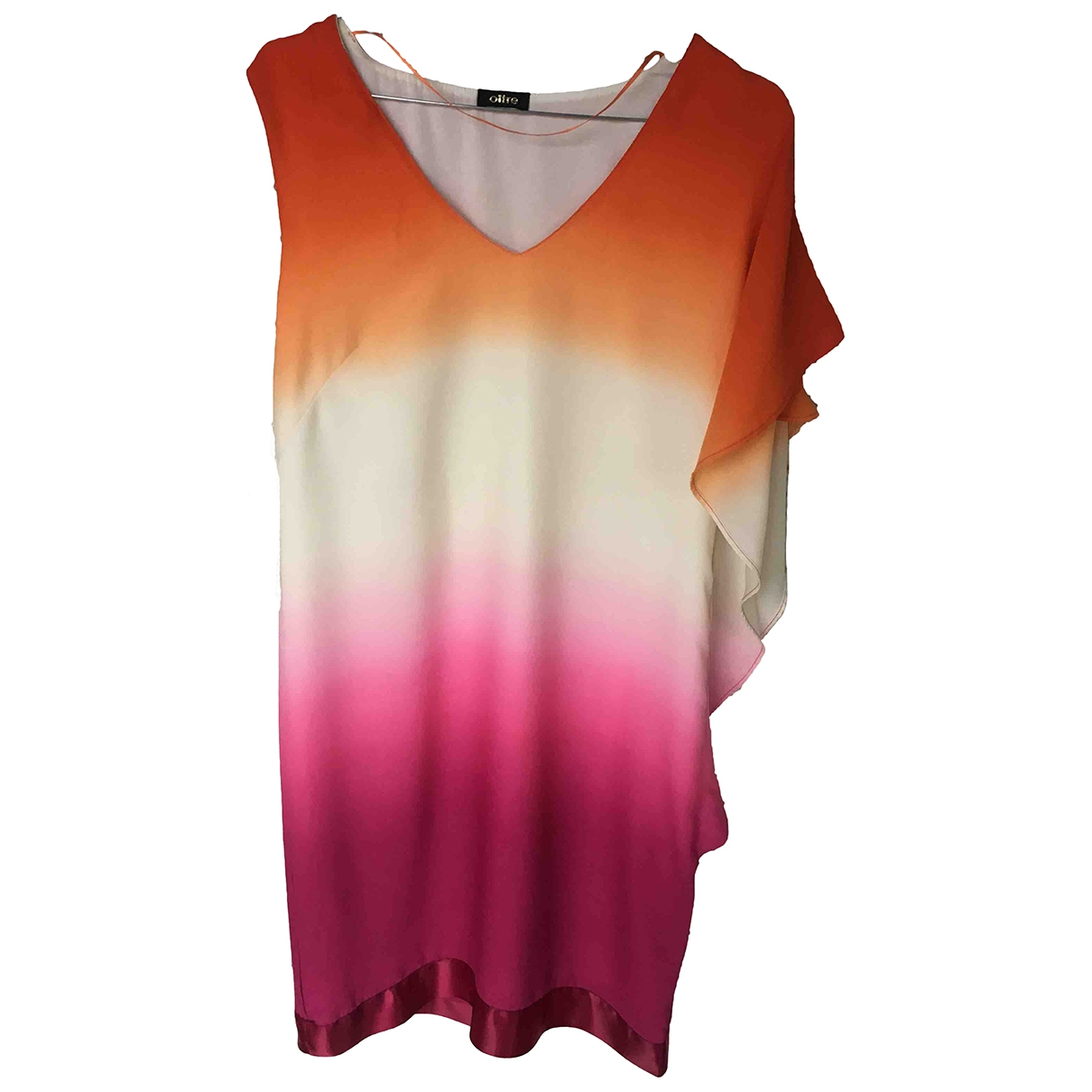 Non Signe / Unsigned \N Kleid in Polyester