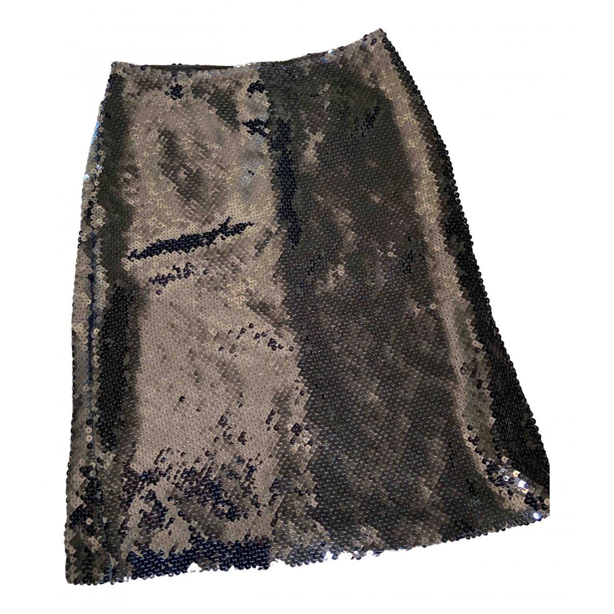 Falda midi de Con lentejuelas Non Signe / Unsigned