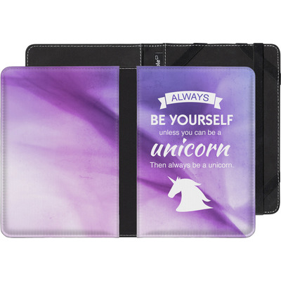 PocketBook Touch 622 eBook Reader Huelle - Be A Unicorn von Statements