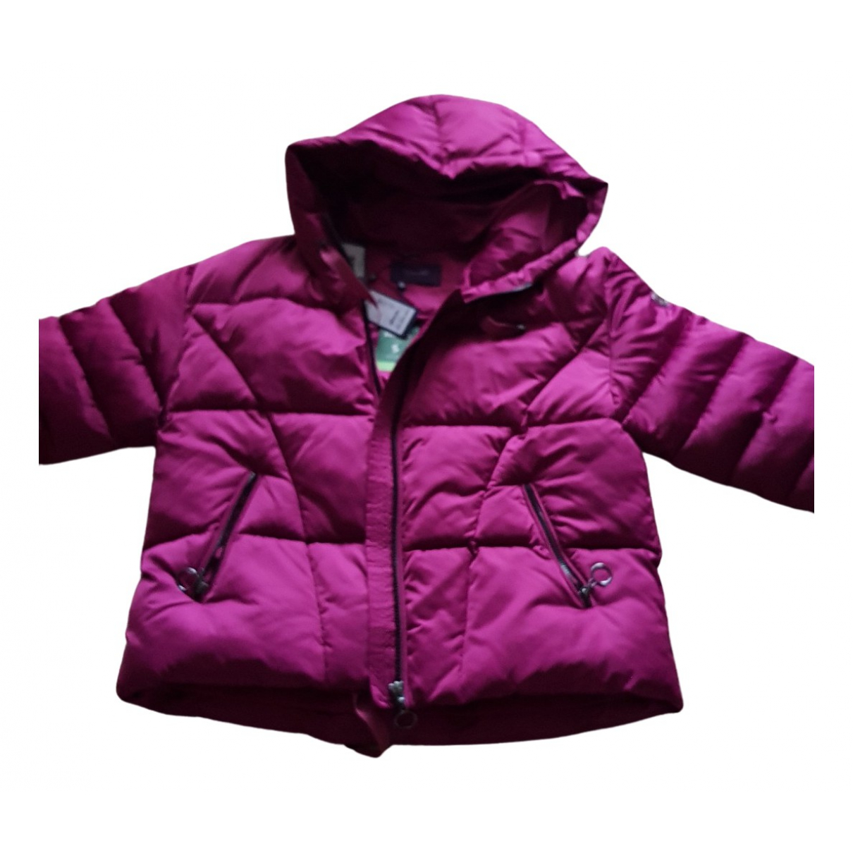 Laurel N Burgundy jacket for Women 34 FR