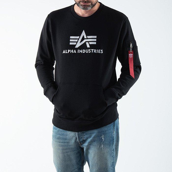 Alpha Industries 3D Logo Sweater 128302 03