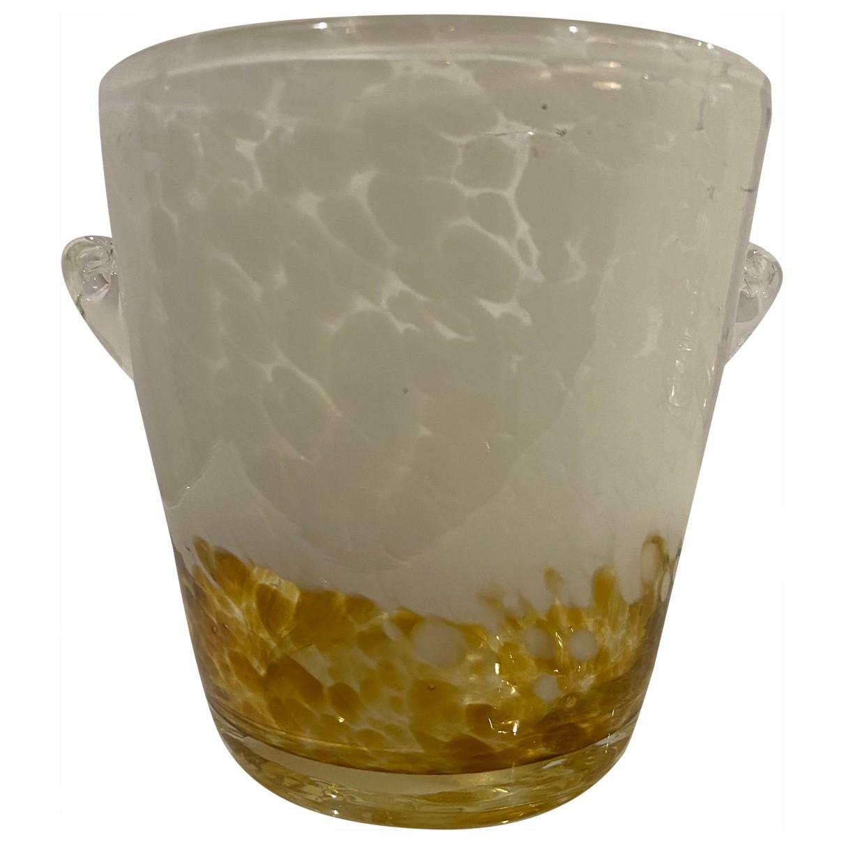 Venini - Objets & Deco   pour lifestyle en verre - blanc