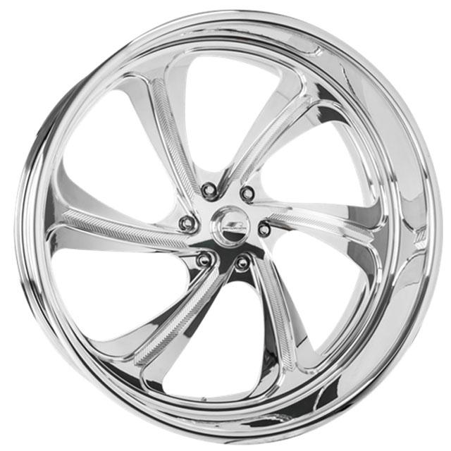 Billet Specialties SLG26224Custom Diamondback 6 Wheel 22x14