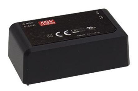Mean Well , 30W Encapsulated Switch Mode Power Supply, 48V dc, Encapsulated