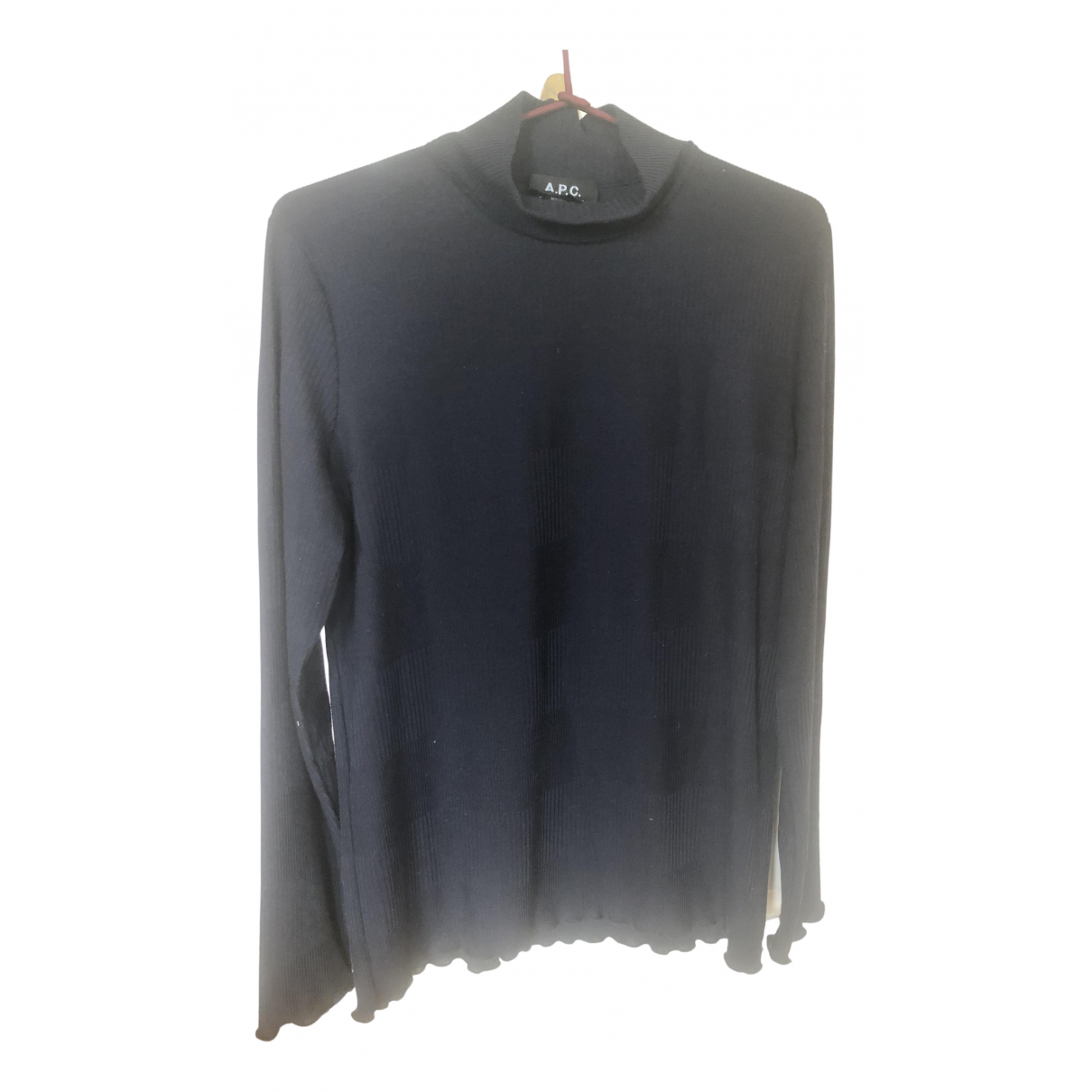 Apc \N Blue Knitwear for Women L International