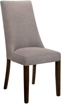 Woodworth Collection CM3114SC-2PK Padded Side Chair (Set of 2) in