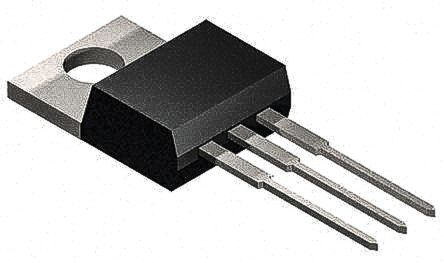 STMicroelectronics N-Channel MOSFET, 2.3 A, 500 V, 3-Pin TO220AB  STP3NK50Z (50)