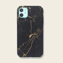 1 Stueck iPhone Schutzhuelle mit Marmor Muster