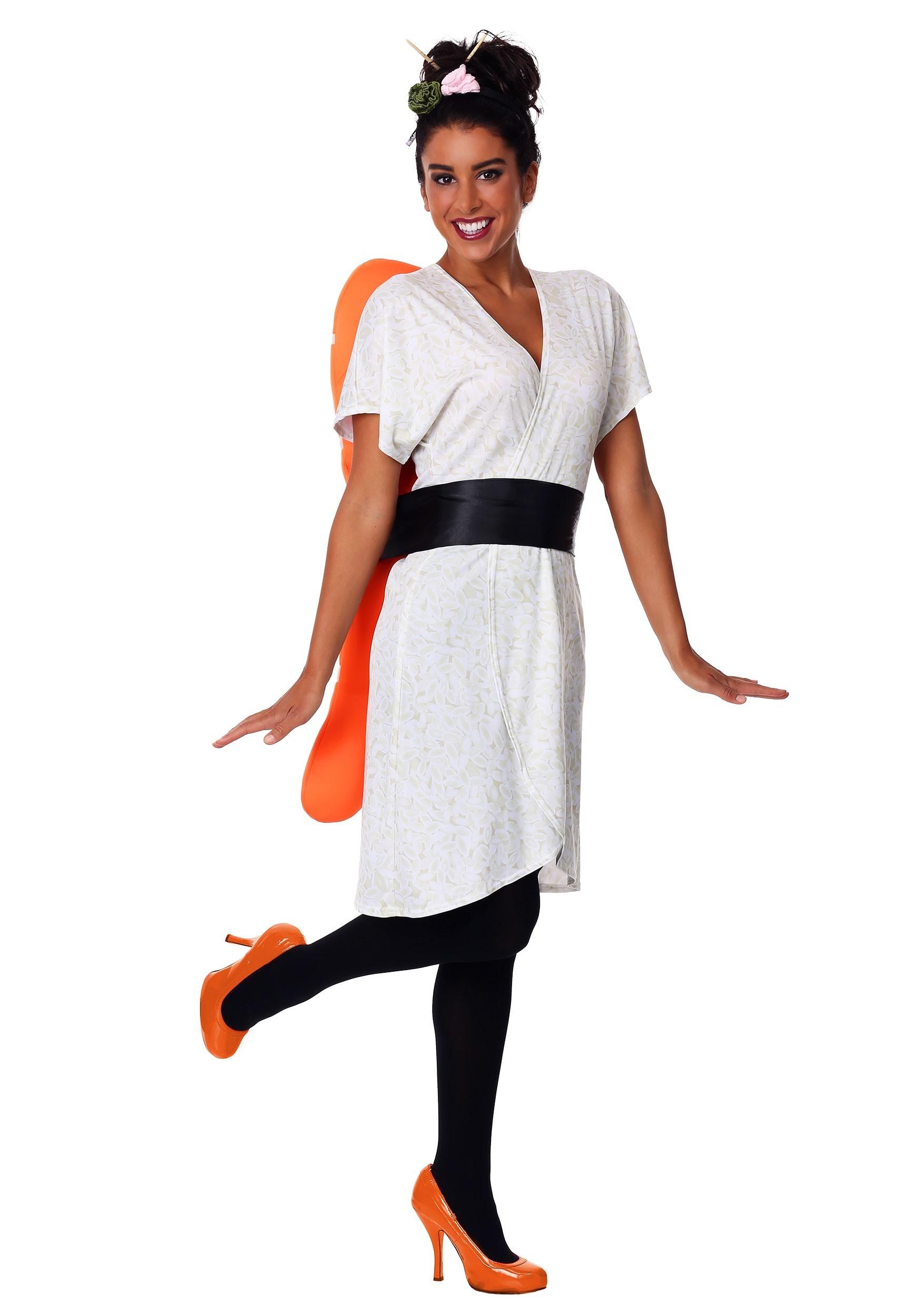 Sushi Women's Costume