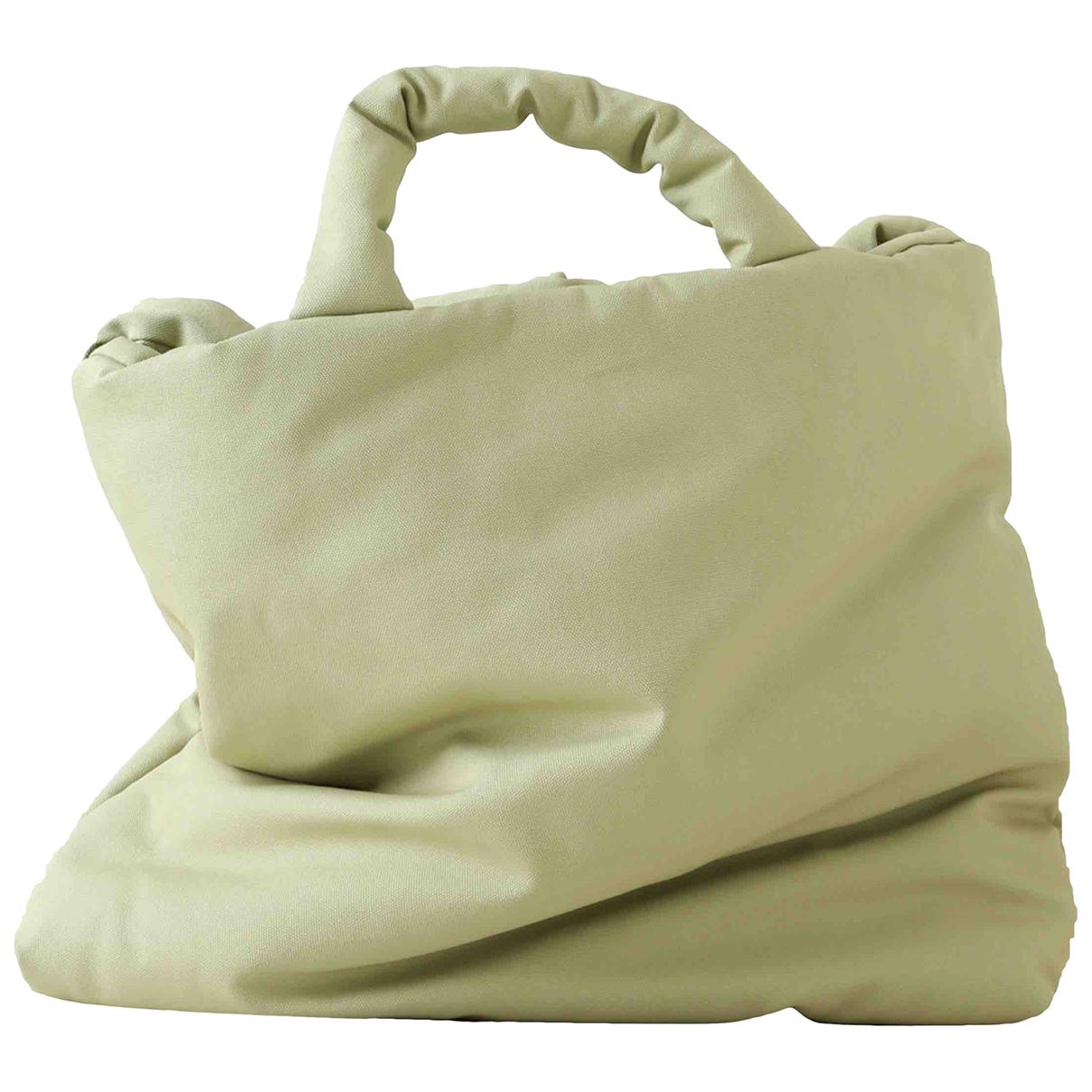 Kassl Editions \N Green Cotton handbag for Women \N